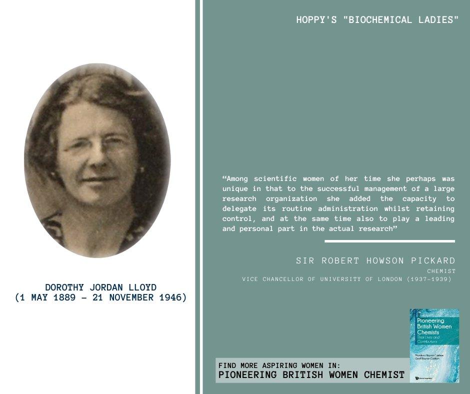 World Scientific On Twitter In Pioneering British Women Chemists