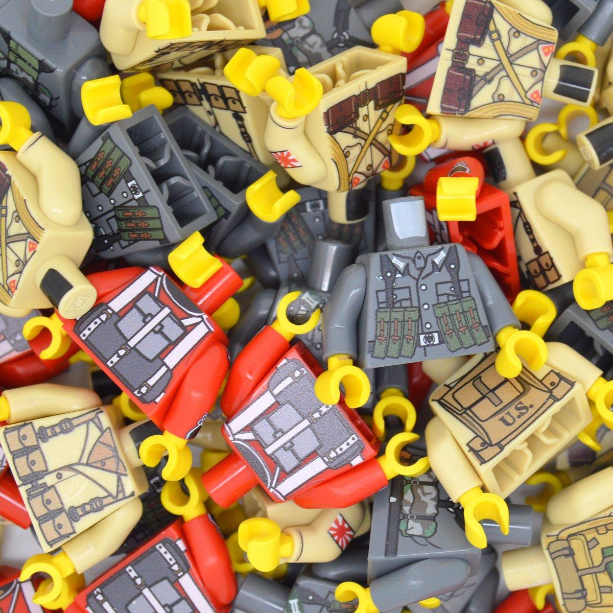 Full Custom Printing NEW United Bricks Lego Custom HALLOWEEN CLOWN minifigure