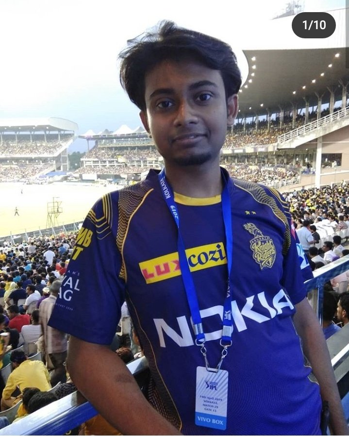 #KKRvCSK Today,Last year. Thanks @Vivo_India for the amazing memories #KKR #SubhoNoboBorsho<br>http://pic.twitter.com/m4bmMWmps1