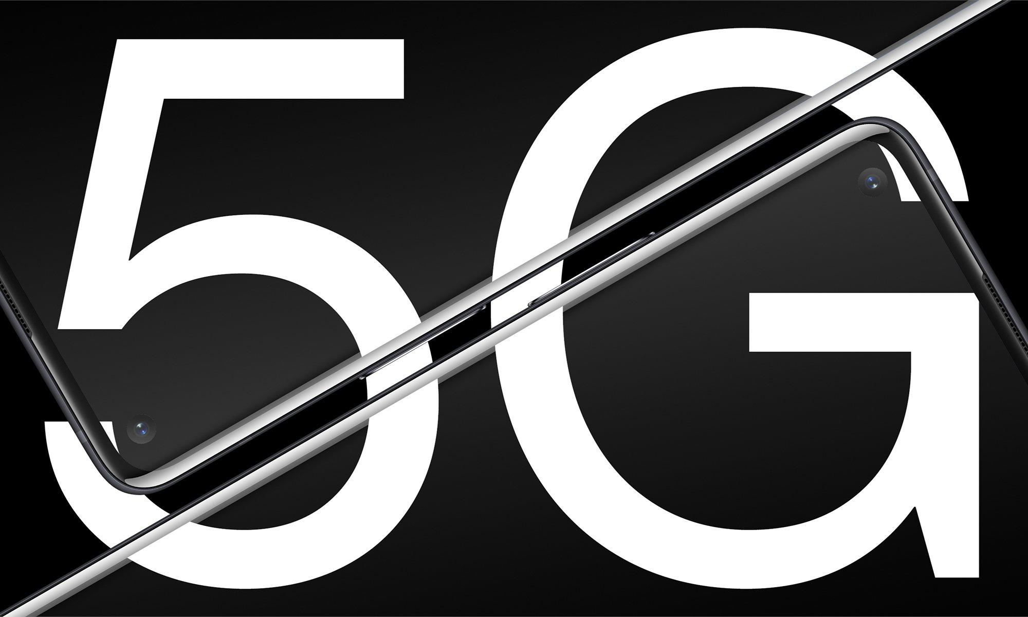 5G OnePlus 8