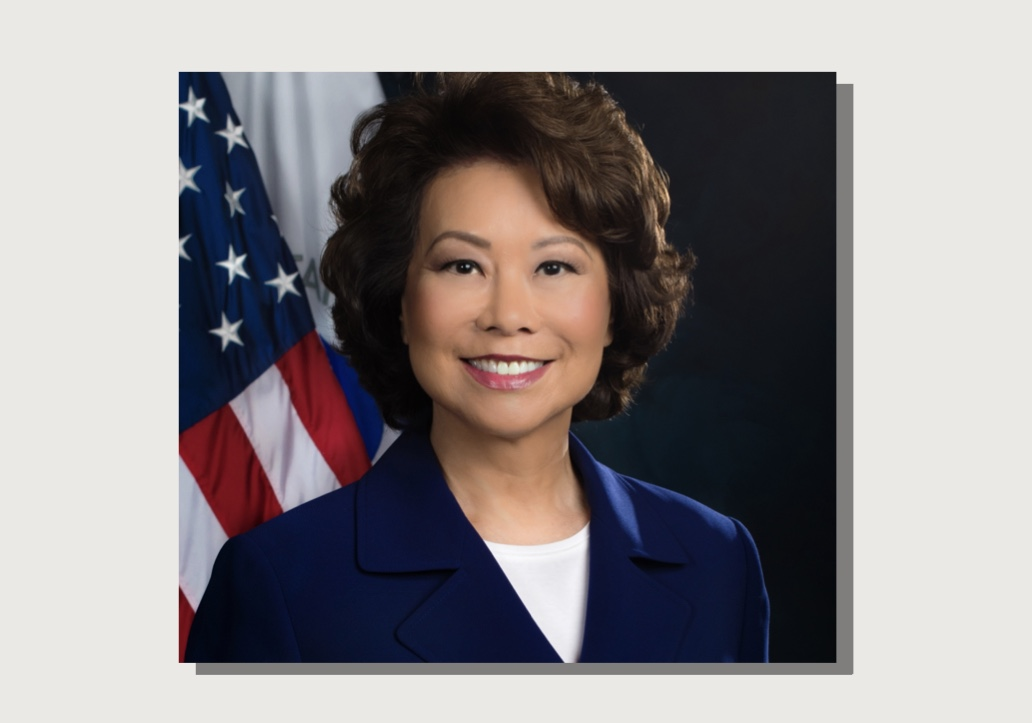 Joining the #GuyBensonShow LIVE Transportation Secretary @SecElaineChao Tune In Now: Guybensonshow.com
