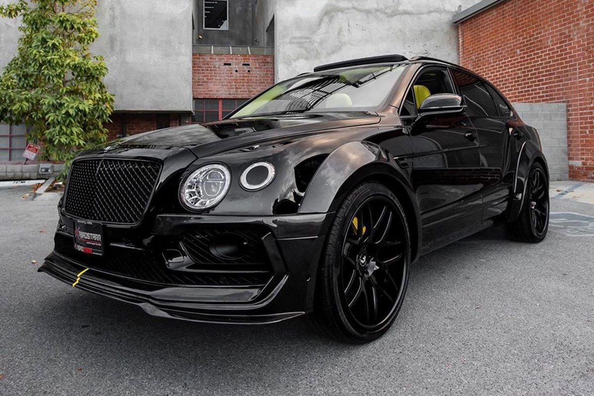 Bentley Bentayga on Forgiato Wheels ⚡️