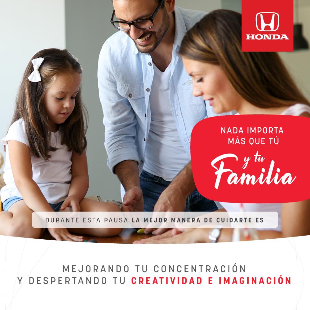 En Honda creemos en el poder de la imaginación y la creatividad por eso hoy te compartimos una actividad para que realices junto a tu familia durante estos días en los que todos debemos estar en casa.  #Origami  #YoMeQuedoEnCasa https://t.co/l9NT2zbR6L