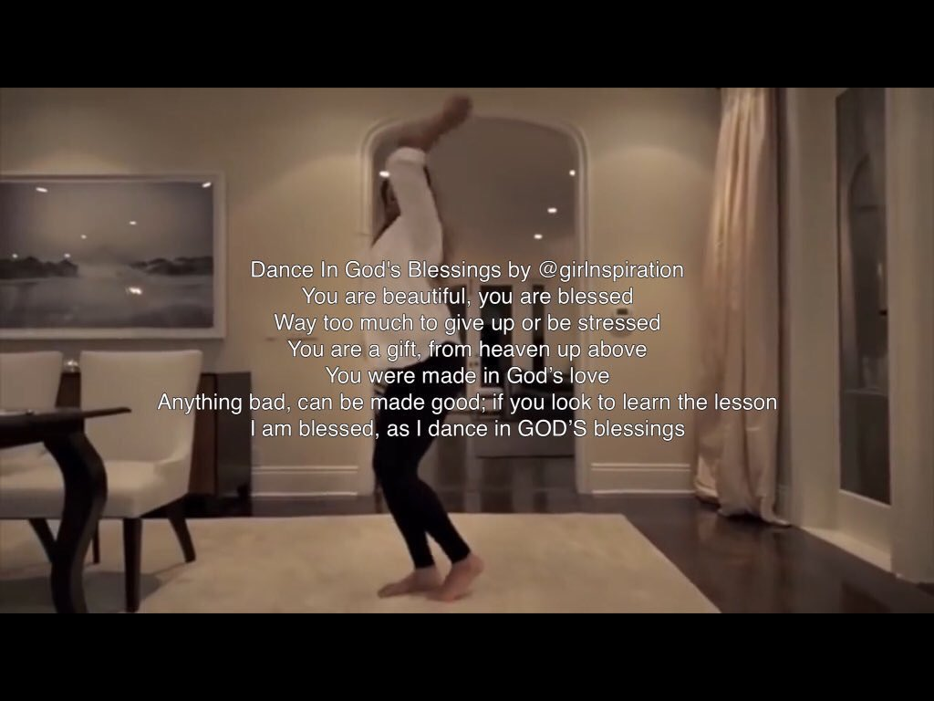 Keep Dancing In God's Blessings Ciara.  #Ciara #ciarawilson #russellwilsonpic.twitter.com/l3gKeCdoaq