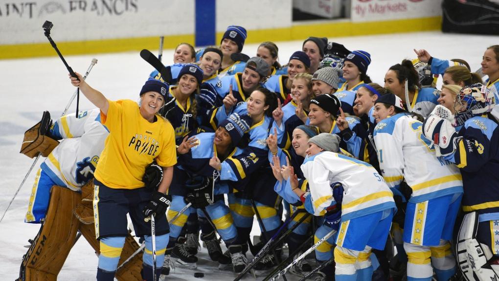 National Women's Hockey League in process of establishing Toronto-area team