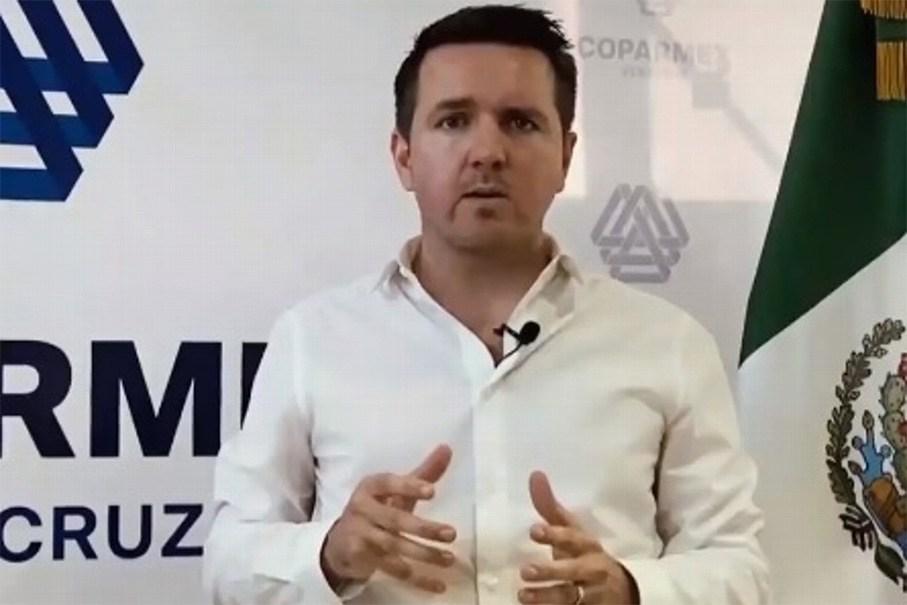 Coparmex pide apoyo para empresarios en Veracruz pues los está rebasando la contingencia