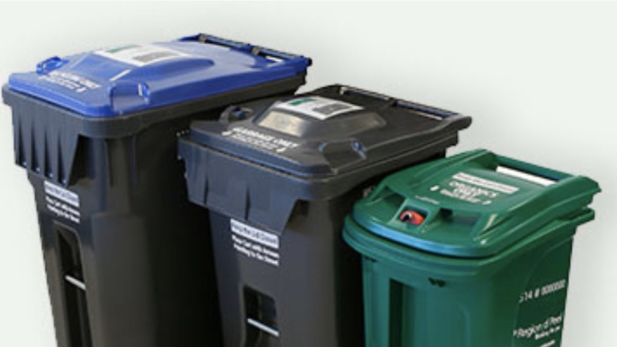 Patrick Brown On Twitter Effective April 20 In Light Of Covid19 Residents Will Be Allowed To Set Out A Maximum Of 2 Extra Garbage Bags At The Curb For Pick Up As Part