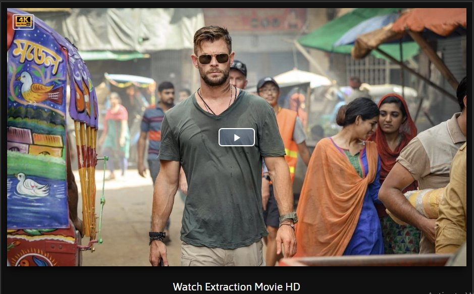 Extraction 2020 Full Movie Watch Online Hd Free Extraction Film Twitter