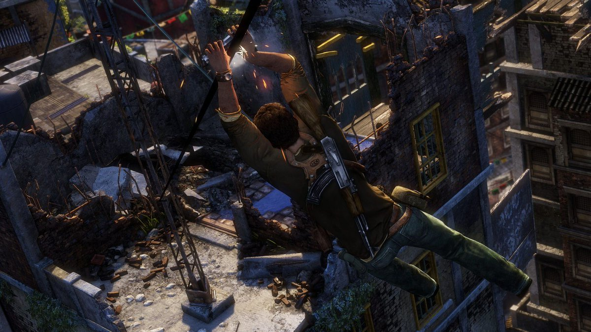 Sony is giving away Uncharted: The Nathan Drake Collection to PS4 owners