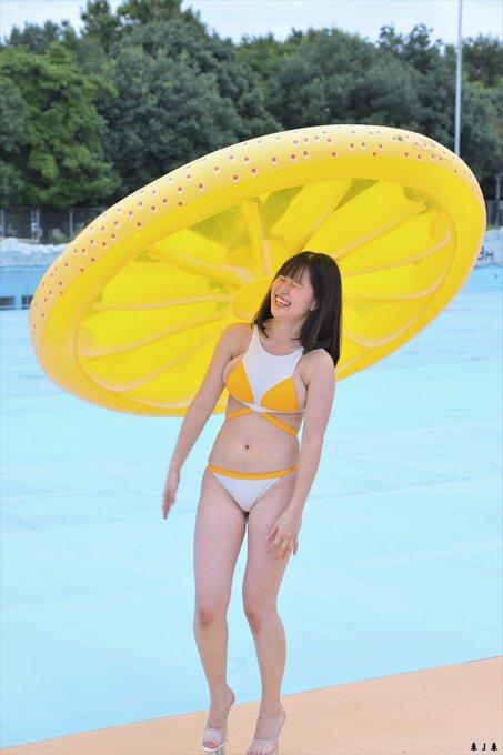 グラビアアイドル未梨一花のTwitter自撮りエロ画像8