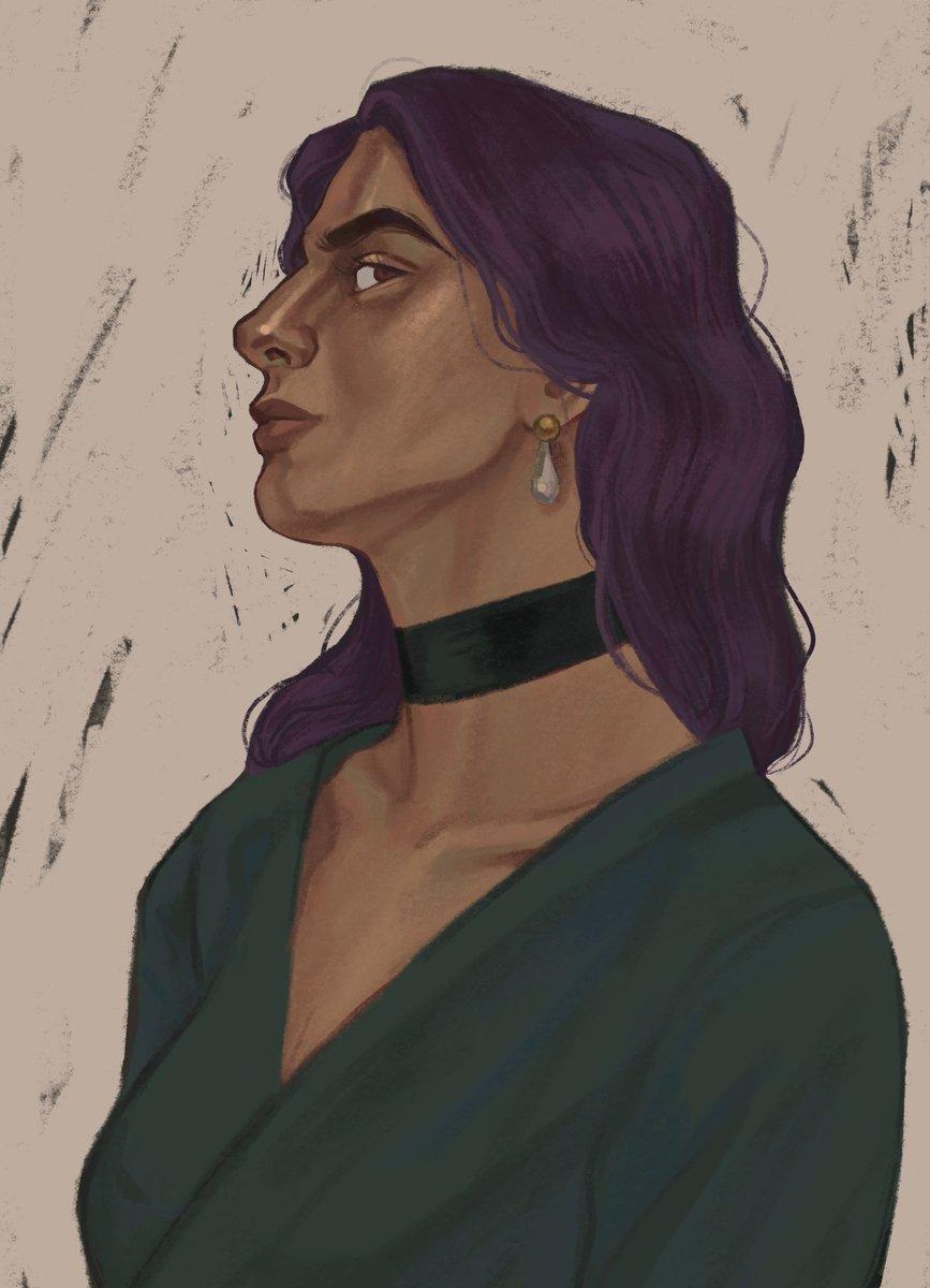 #TheArcanaGame #TheArcana #Nadia #countessnadia #nadiasatrinava #illustration #digitalart #portraitpic.twitter.com/epxAYqdJbD