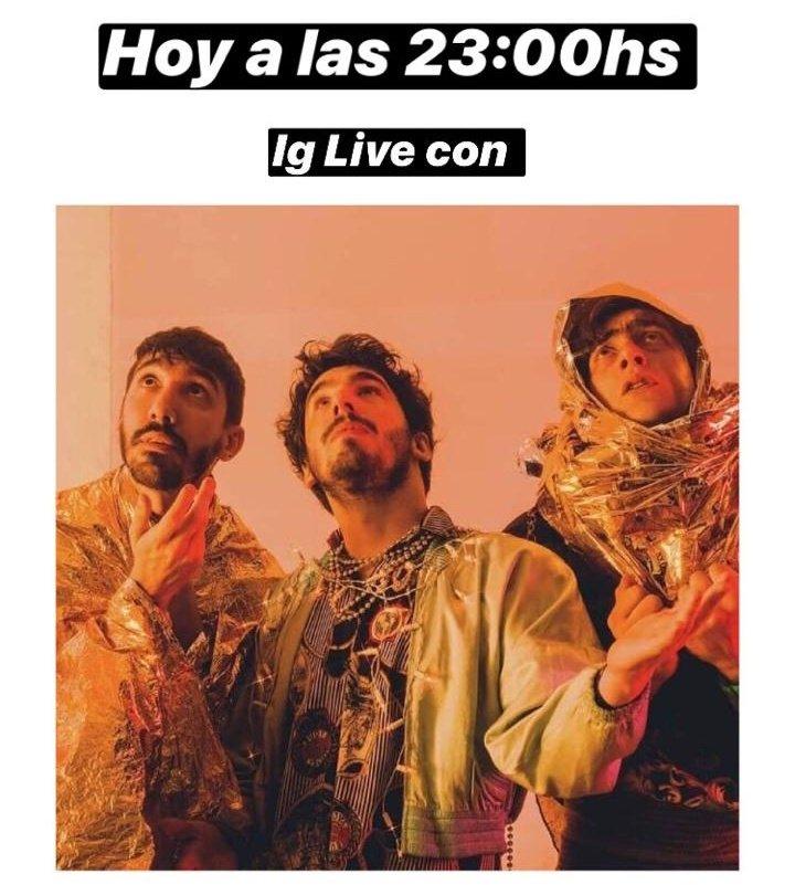 #HOY a las 23.00 #IGLive con @reyesdelfalsete  #Entrevista + #Acústico   #culturaencuarentenapic.twitter.com/c0ewNKmTXF