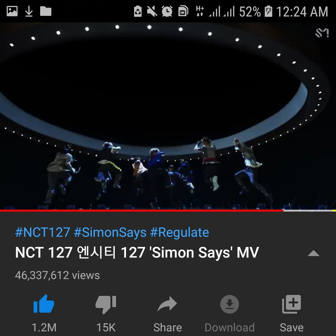 NCT 127 엔시티 127 'Simon Says' MV » https://t.co/Cuj69GFX4J via @youtube  #NCT127_SimonSays #SimonSays #NCT127 #NCT127_Regulate #엔시티127 @NCTsmtown_127 #StreamWith127zens https://t.co/XXyiJqynMd https://t.co/Bo68i2LUiI
