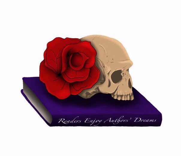 I'm happy to finally show you guys the logo that I created for @laurenatread #logo #logodesigner #logodesigns #bookblogger #digitalart #procreate #procreateart #procreatedrawing #art #skull #skulldrawing #rosedrawing pic.twitter.com/Nq1xSMRY5R