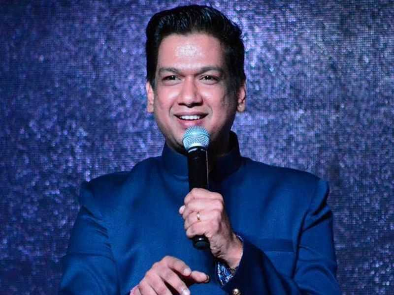 Thank you @rvijayprakash, for a lovely musical evening! Your songs lifted our spirits