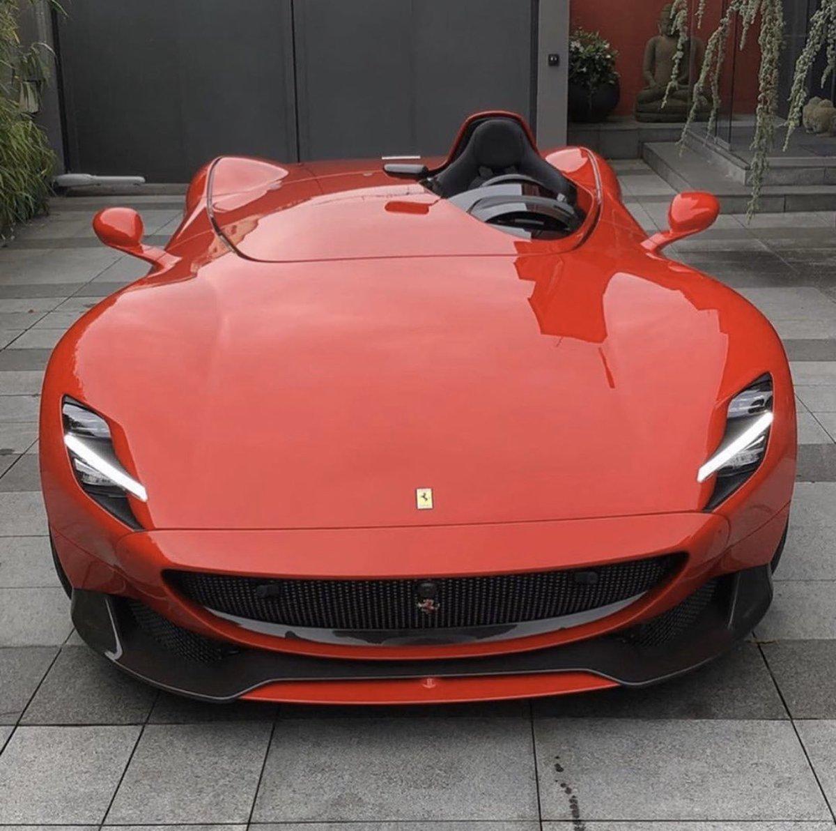 Michael Louis On Twitter The Perfect Quarantine Companion The One Seater Ferrari Monza Sp1 Michaellouis