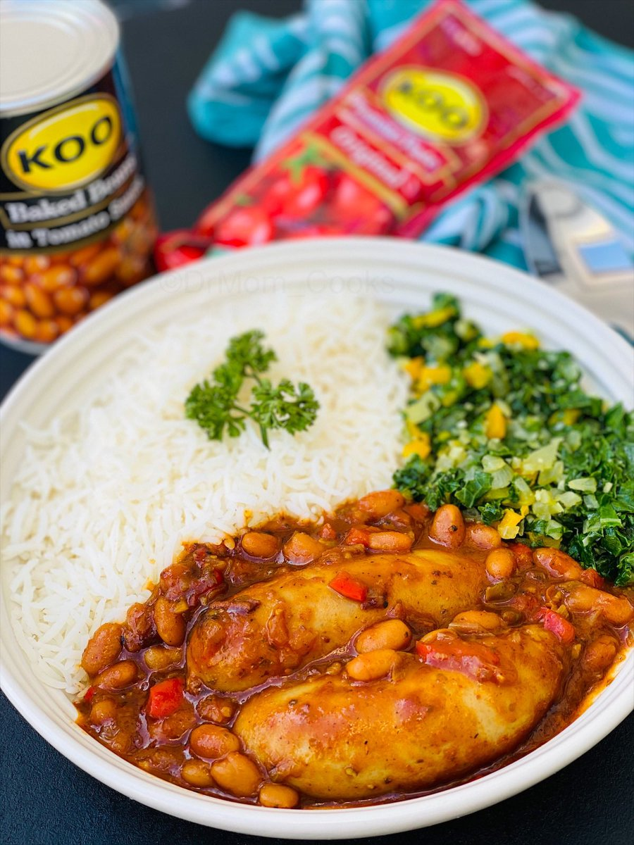 I made a budget-friendly Pork Sausage & Baked Beans casserole using KOO Baked Beans and KOO  Tomato paste. What meals are you making for your family? If you   need   inspiration check out @KOO_food and remember to #DishUpMoreLove #Sisonke #KooFoods https://t.co/xHSf2vSSkw
