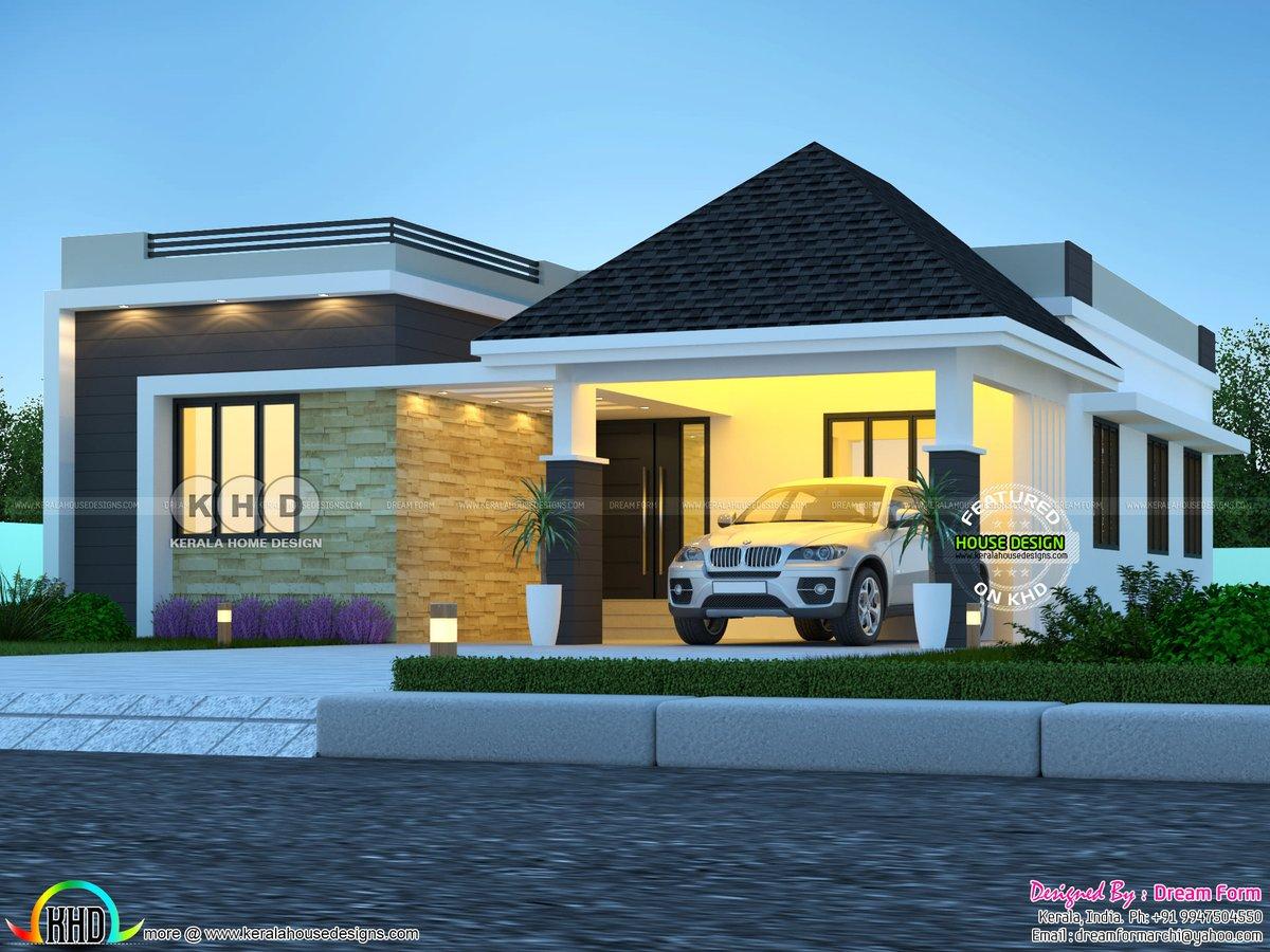 Kerala Home Design Khd On Twitter Budget Friendly House Https T Co Lyl1z7ug8m
