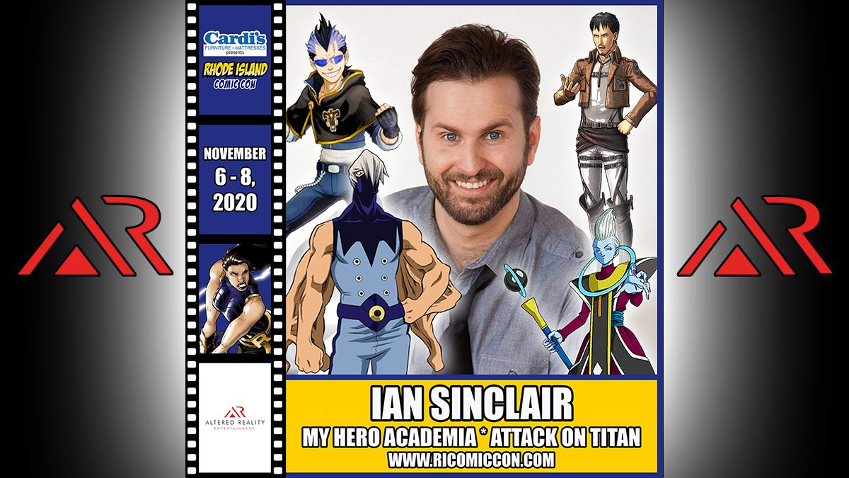 Please welcome @iantweeting to @ricomiccon, presented by @NIROPE, coming November 6-8 to the @RIconvention & @dunkindonutsctr! Buy tickets at !   #ricomiccon #ProvidenceRI #rhodeislandcomiccon @TweetProvidence @ProvidenceRI @RITourism @comicconbyar
