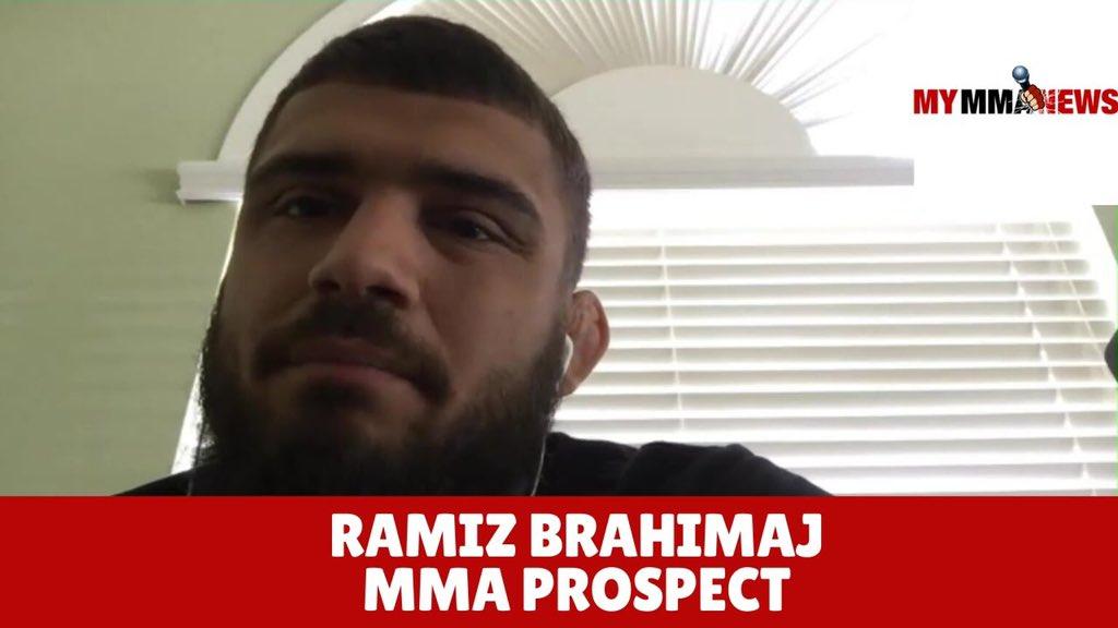 Ramiz Brahimaj talks Kosovo background, #FortisMMA, almost fighting at UFC London, tumor, his career, and more.  🎥: https://t.co/BFSqaAGghA https://t.co/7WV2MeO2ut