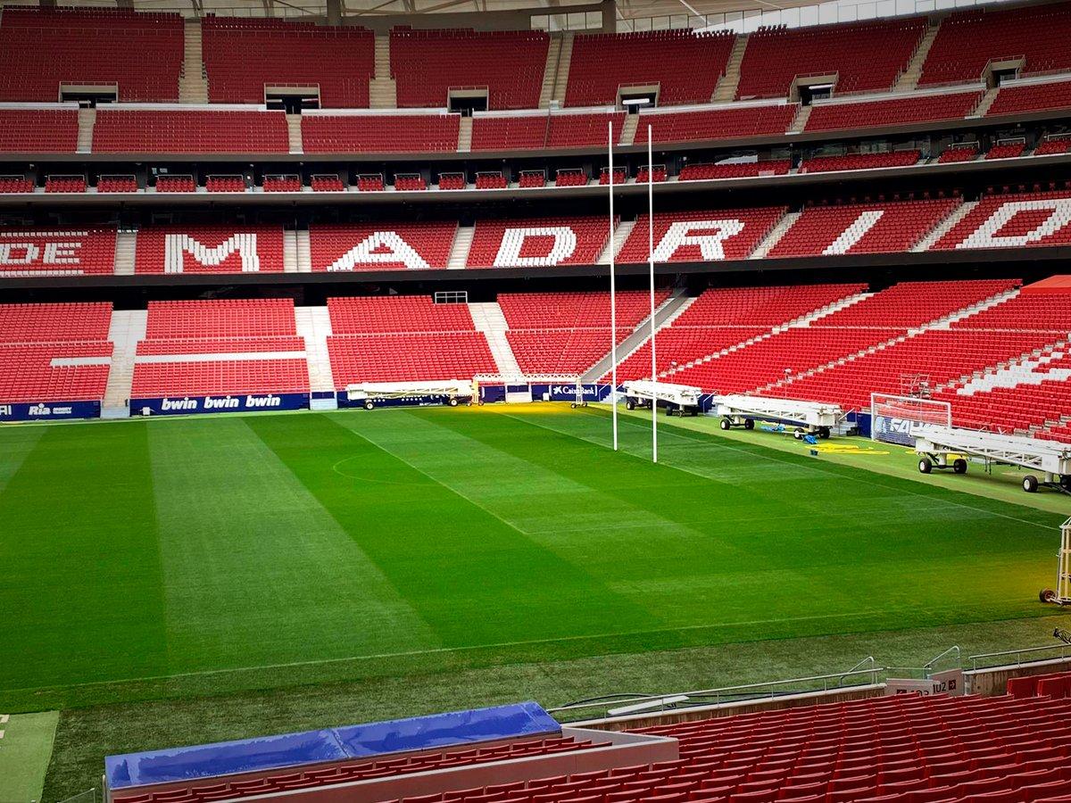Las entradas adquiridas para el España-Classic All Blacks de rugby serán válidas para su futura nueva fecha. El partido se disputará cuando la situación de emergencia sanitaria haya remitido y las autoridades lo permitan. ➡ https://t.co/H9f0nzBU2c https://t.co/QR7aOSO0BX