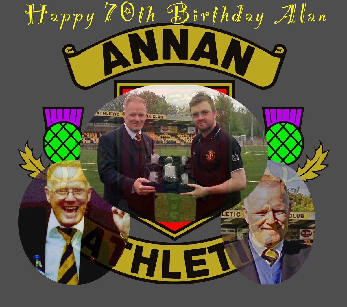 Annan Athletic FC (at 🏠)