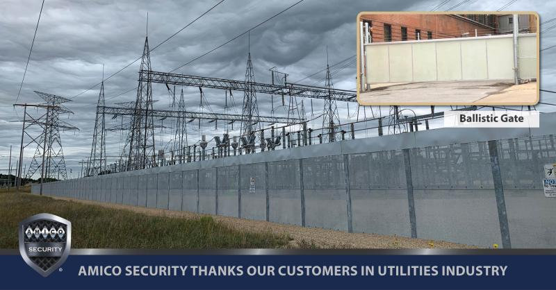 The #AMICO Security Team thanks our customers and our own staff in the Utilities Industry for showing up at work every day & for providing reliable power & services to everyone staying at home or working from home. ➡️ https://t.co/zdaguOGMGz ➡️ https://t.co/4hpS9nEhJU https://t.co/sLD2I7xwbz