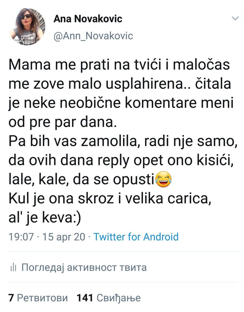 Medien Tweets Von Ana Novakovic Ann Novakovic Twitter