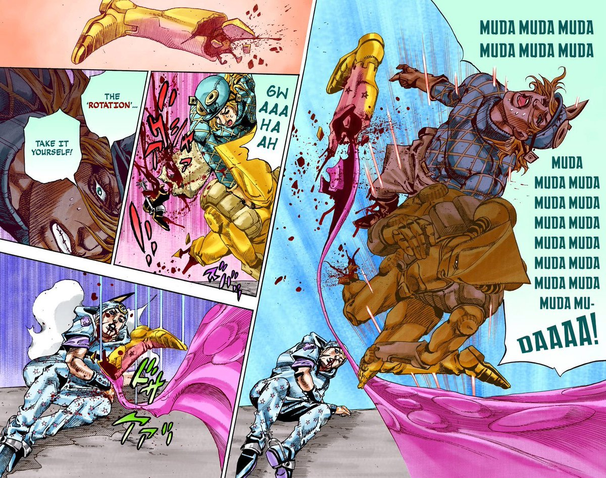 Sticker Sur Twitter What Are Your Favorite Ending Arcs In Jojo In Order From Least To Greatest Fire And Ice Jonathan And Dio Kars The Ultimate Being Is Born Dio S World Jojo #anime #crazydiamond #giornogiovanna #goldexperience #hermitpurple #higashikatajousuke #higashikatajousuke(jojolion) #jojosbizarreadventure. fire and ice jonathan and dio kars