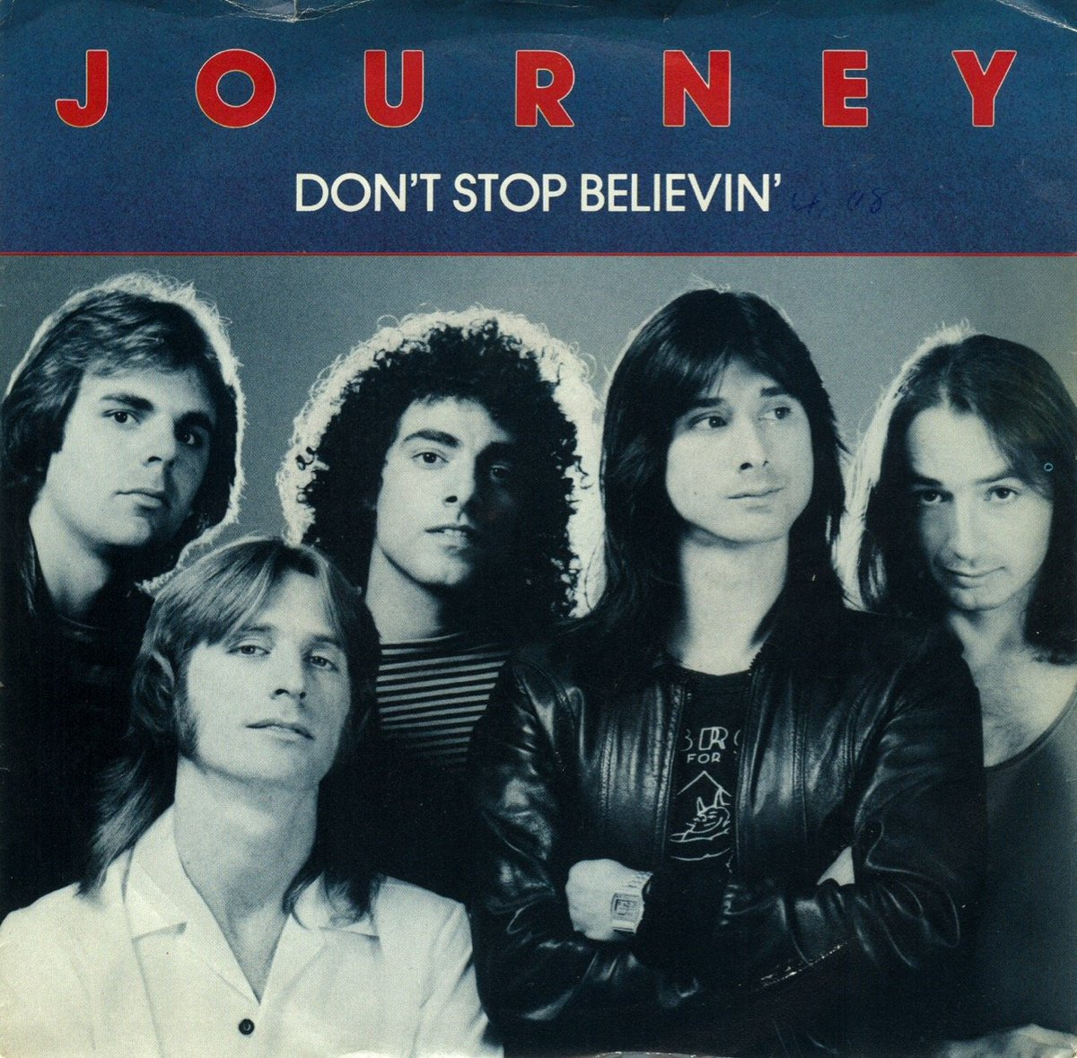 """Journey's """"Don't Stop Believin'"""" is becoming the anthem for coronavirus survivors -- here's why:  http:// cos.lv/Z3bD50zffmi     #Journey #DontStopBelievin <br>http://pic.twitter.com/zgCMNrVhEw"""