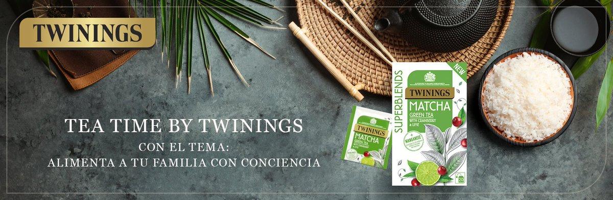 Matcha de #TwiningsSuperblends te invita a una charla online con @anapauyoga y @chefyogui donde la alimentación y el Yoga se combinan. 🧘🏻♀️🧘🏻♂️🍵🍚 ¡Conoce todos los detalles en el enlace! 👇🏻 https://t.co/0TtV6NWJPW https://t.co/ylaDBSLO7o