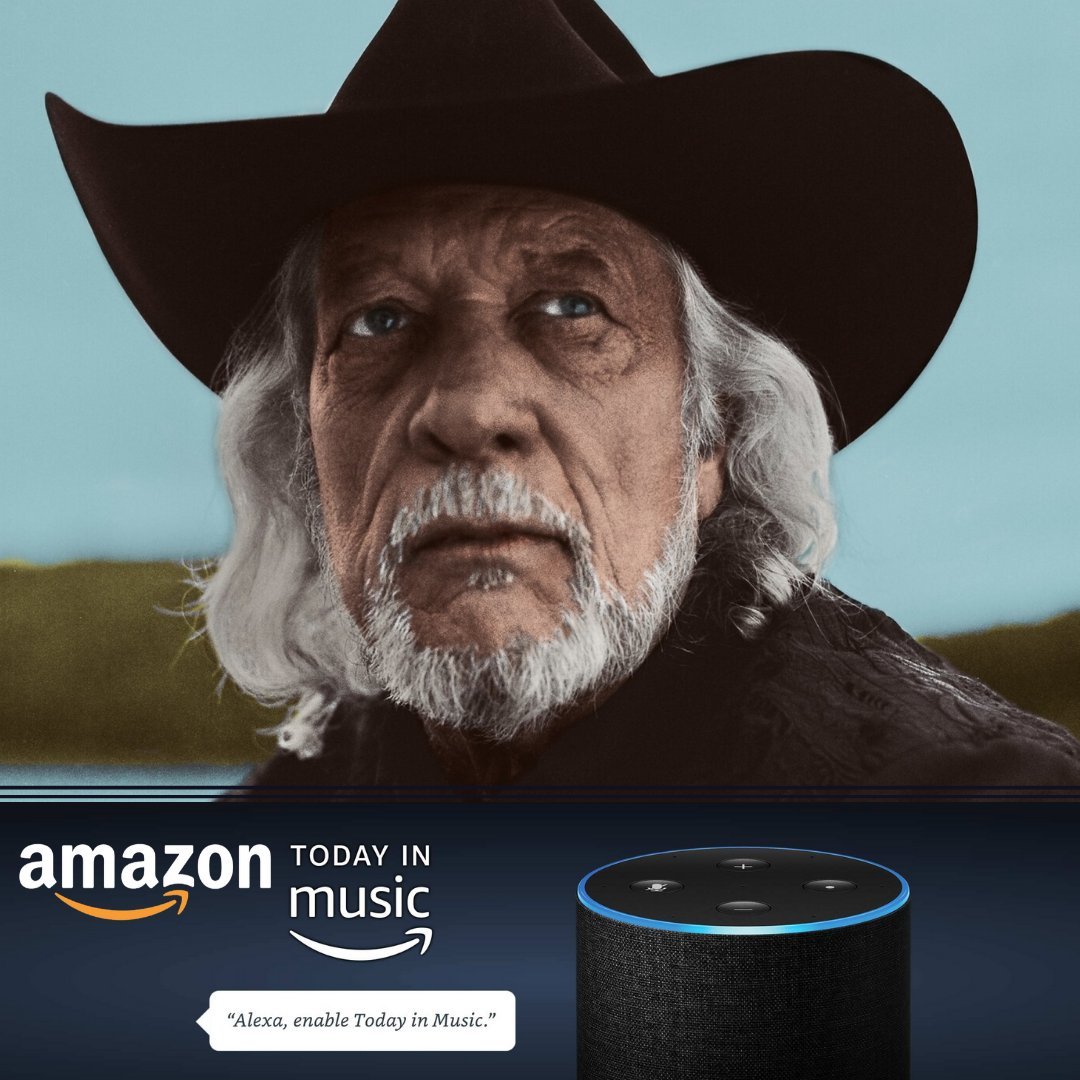 To hear more about the new album Years, ask your @amazon Alexa to play Today In Music – John is featured today, 4/15! Thanks to @amazonmusic for this amazing opportunity.