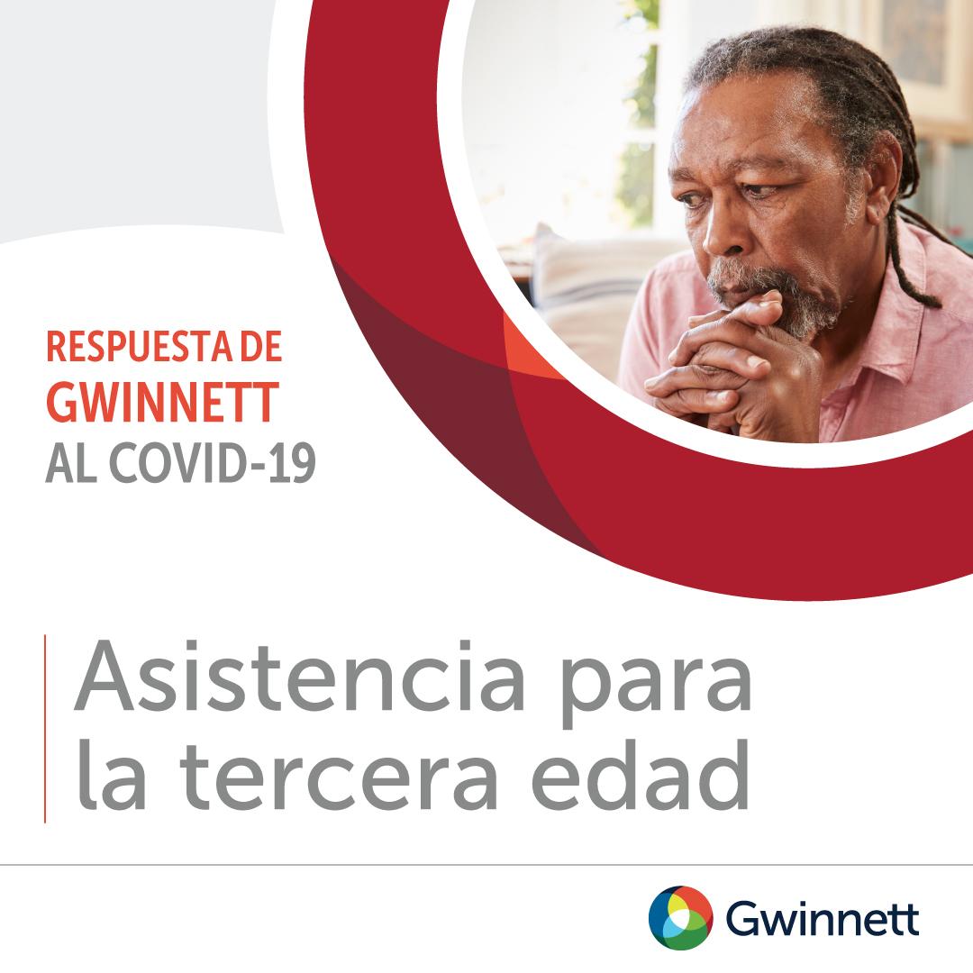 La asistencia de emergencia para personas mayores está disponible para los que son mayores de 60 años.