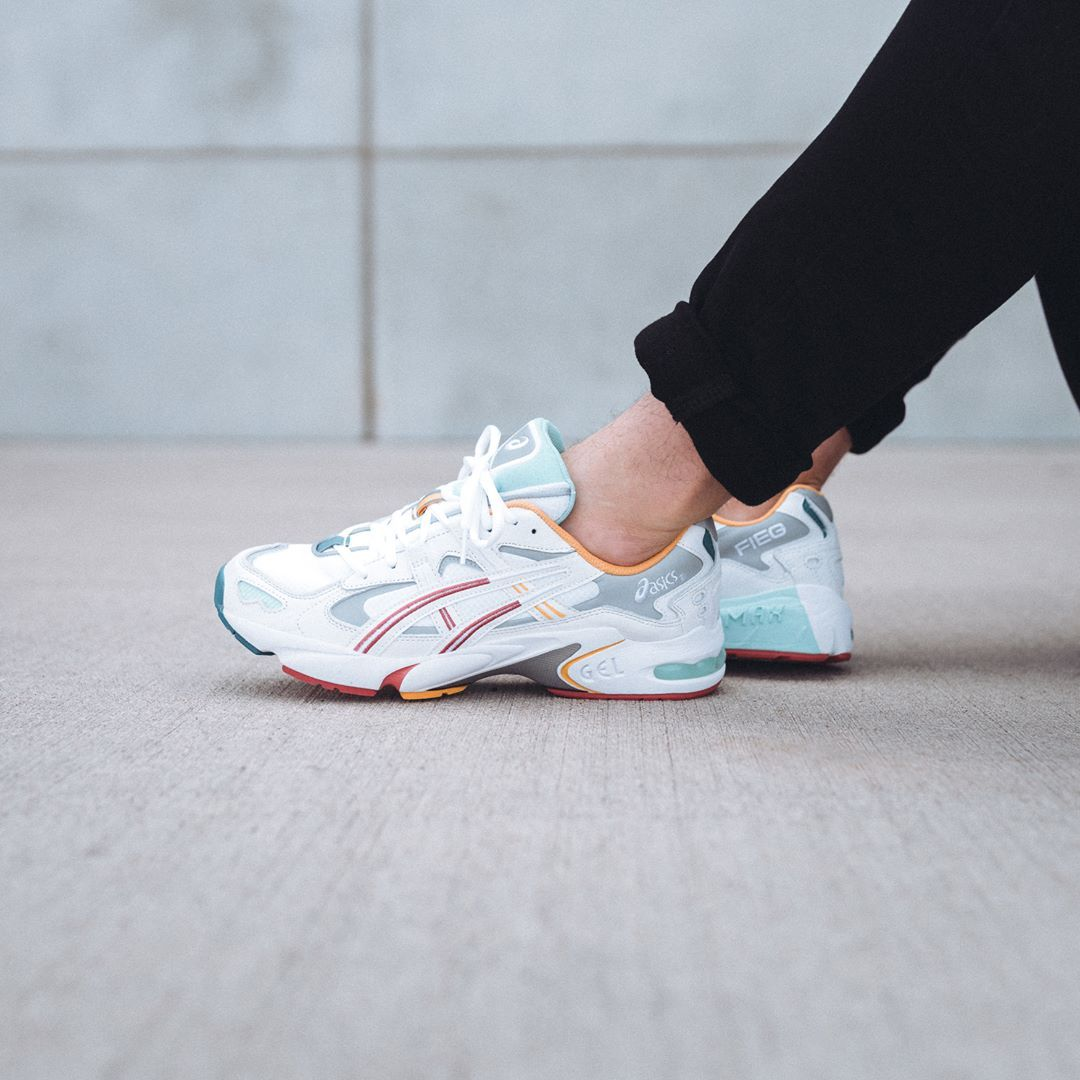 ronnie fieg asics gel kayano 5