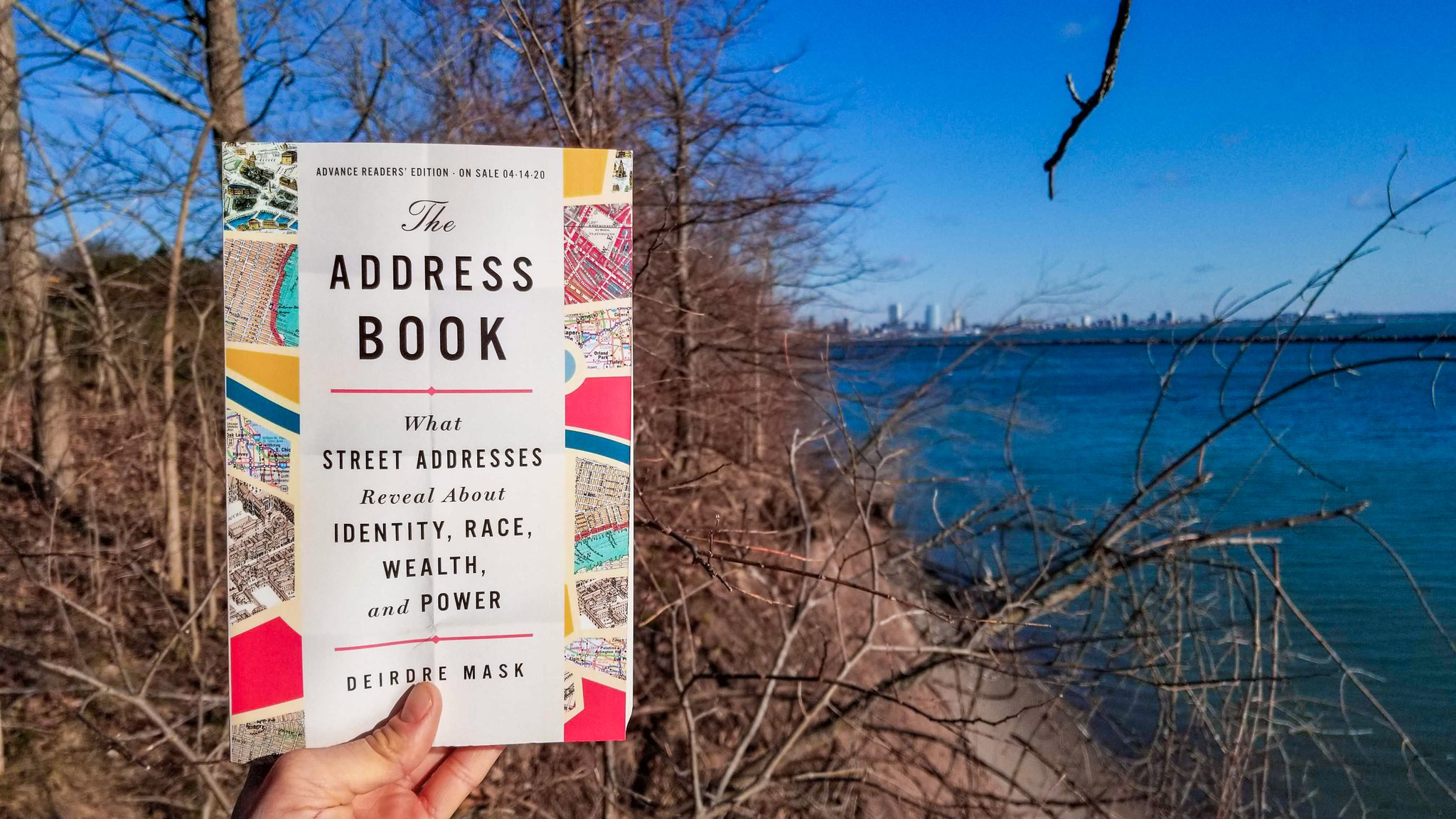 The Address Book What Street Addresses Reveal About Identity Race Wealth And Power By Deirdre Mask