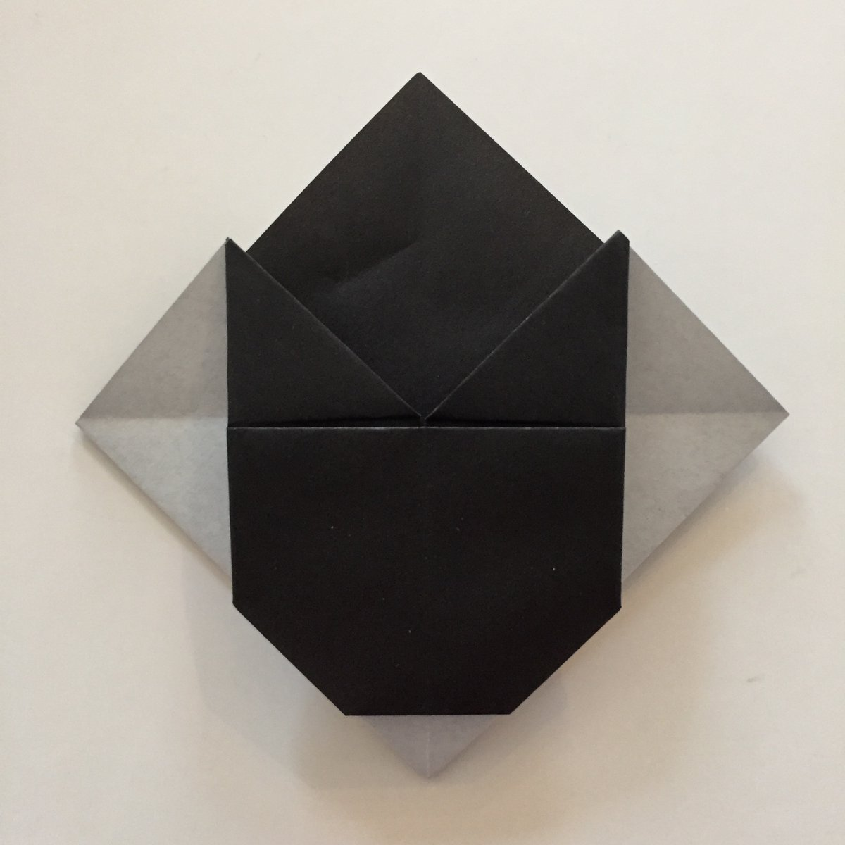 Origami Cat(face) (com imagens) | Origami para crianças, Origami, Pano de  chão | 1200x1200