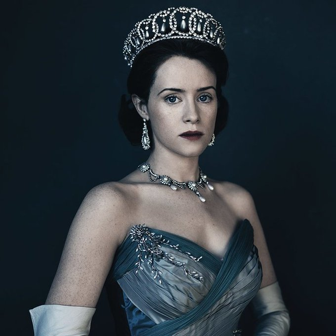 HAPPY BIRTHDAY, CLAIRE FOY! I LOVE YOU, QUEEN!