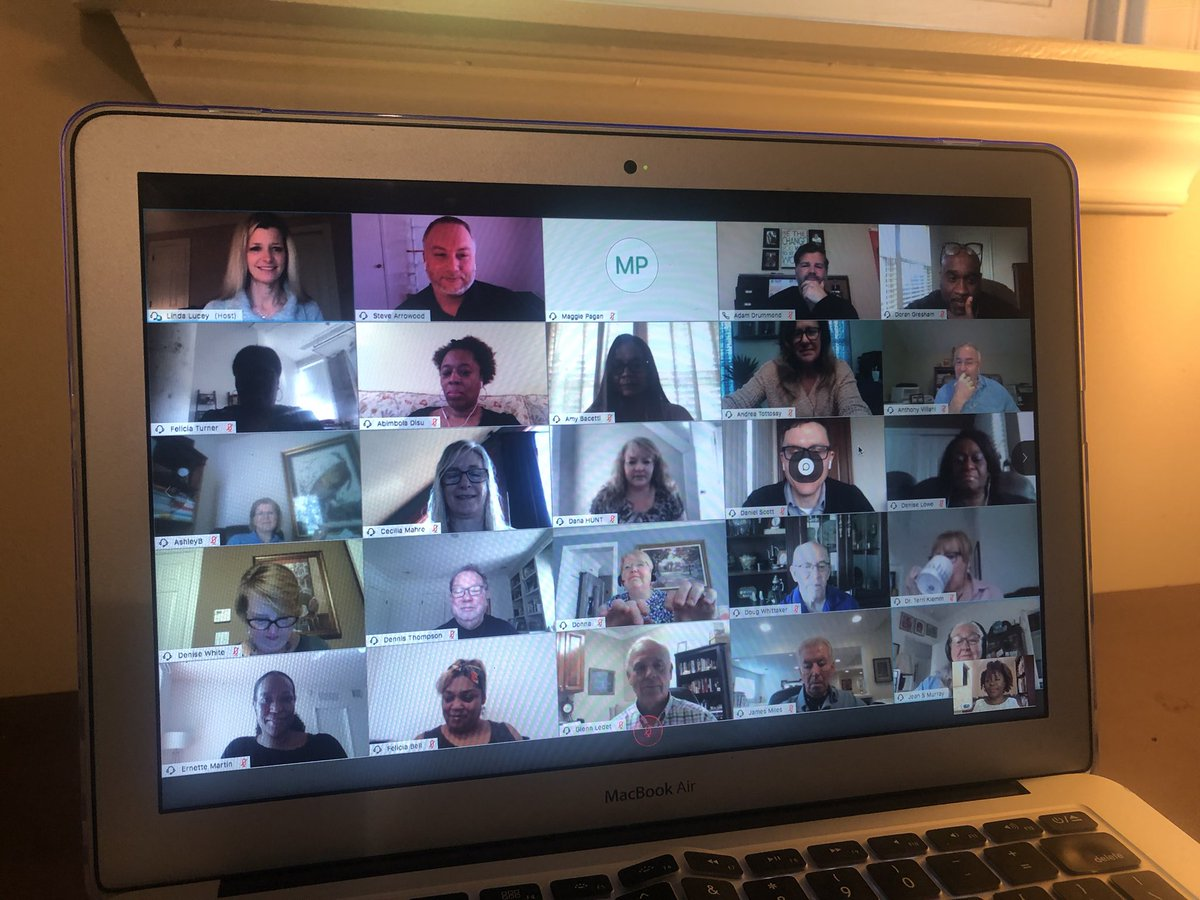 Times are changing and we at ICLE are too!  Day 1 of our online Consultant Training was a success. Thanks to all of the consultants who attended my Rigor, Relevance, Relationships 2.0 session.   Reminded me how great our people are 🥰 #leadered #achieveit https://t.co/oygtuPDOIK