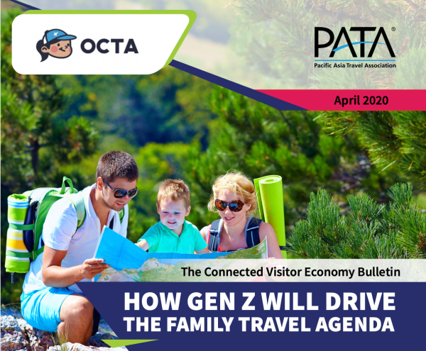 Just published: #PATA #VEBulletin April 2020! While #GenZ enters the scene as trip planners for multi-generational family holidays, new #AI tools are emerging to help cater to this demographic. Download the free report authored by @hi_octa: http://ow.ly/11ap50zfySg pic.twitter.com/zkLN962Cyz