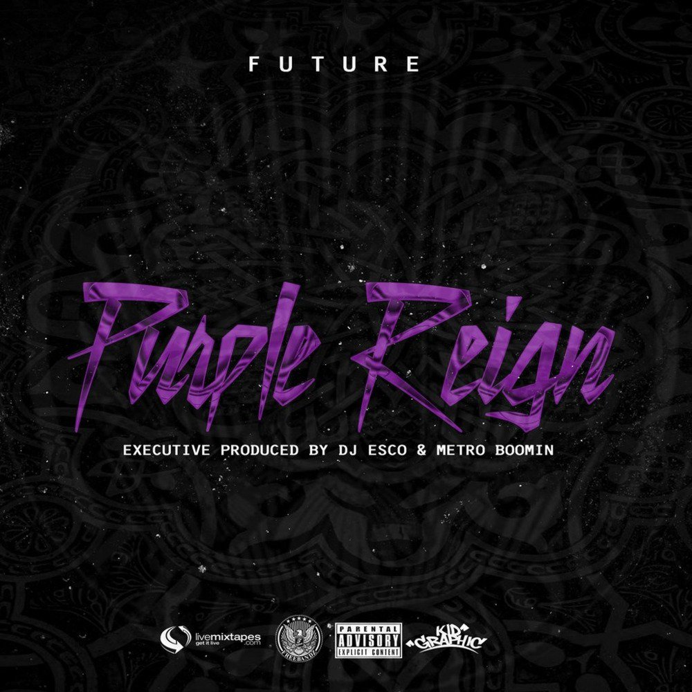 "Rap Favorites on Twitter: ""Future's 'Purple Reign' mixtape is now ..."