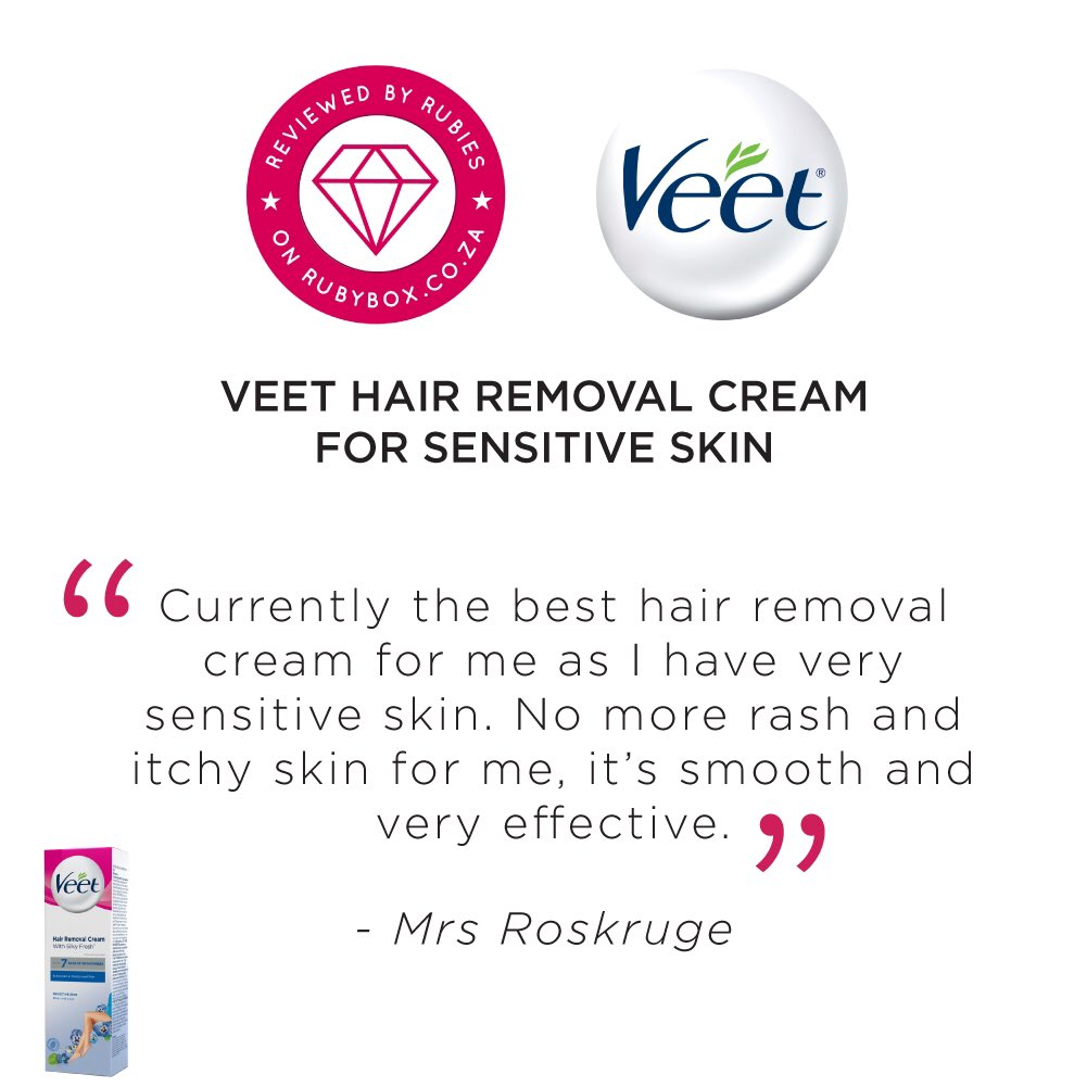 Veet Rash Veet Facial Hair Removal Cream Review