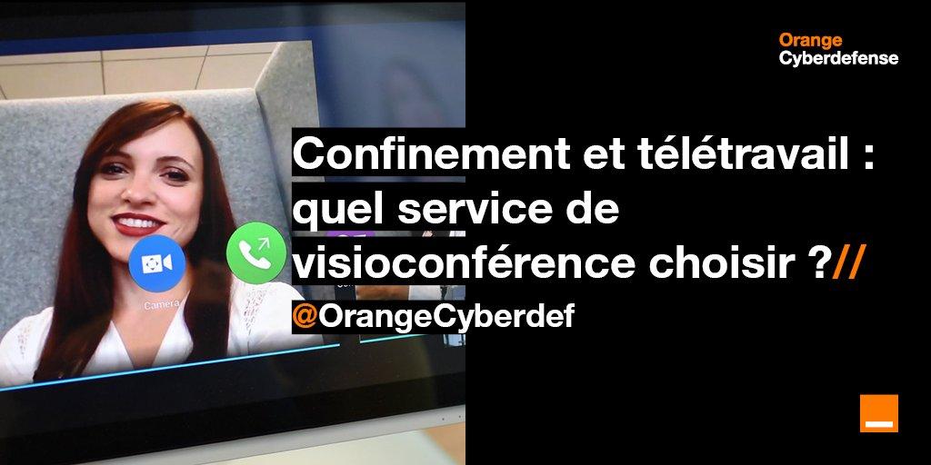 Zoom, Skype, Teams... Que choisir pendant le #confinement ? orangecyberdefense.com/fr/insights/bl…