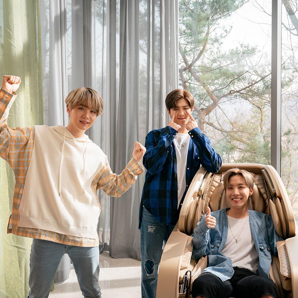 BTS X BODYFRIENDS, ARMY Auto Salah Sebut Boyfriends (c)BTS X BODYFRIENDS