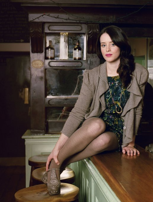 Happy 36th Birthday to beautiful Claire Foy