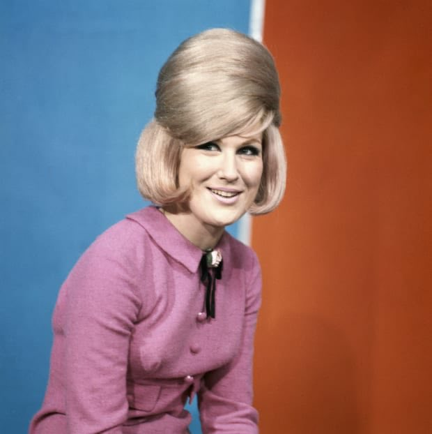 Happy Birthday to the late, great Dusty Springfield, who would have turned 81 today