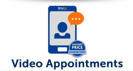 NO HOME VISIT required - Book a Free Online Video Appointment today from the comfort of your home! Transform your home like never before with help from @BriteliteHome online design consultants. Get more information and book an appointment here https://t.co/RTpLYqcisv https://t.co/oWaUnrVb3Z