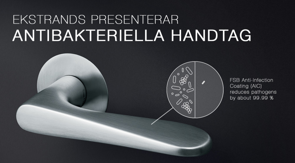 Ekstrands presenterar antibakteriella handtag https://t.co/XBCVHzhCpM https://t.co/X14SookwMG