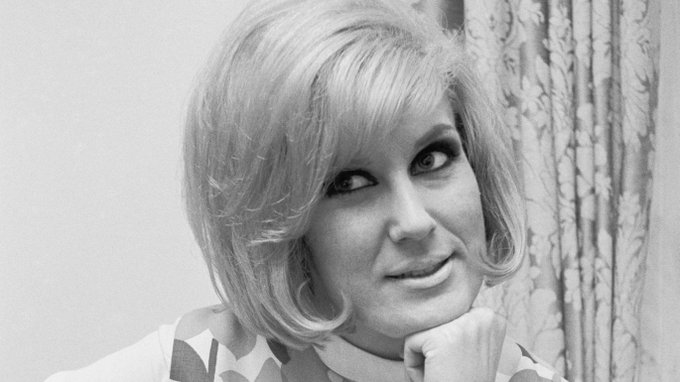I d rather sing Happy Birthday to Dusty Springfield who would have been 81 today !
