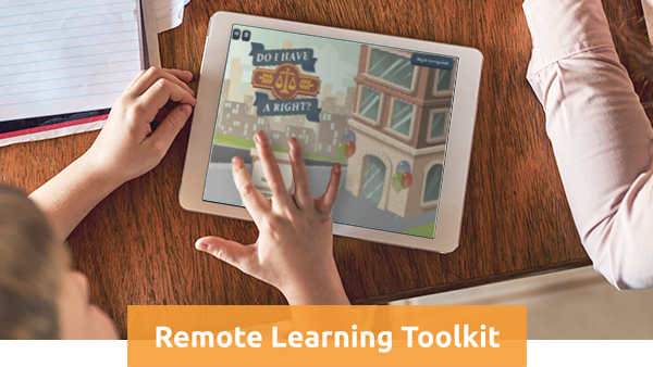 Weve spent the last few weeks listening intently and absorbing feedback from educators across the country. In response to what we heard, we updated our #RemoteLearning Toolkit to adapt to new needs. You can explore the additions now: bit.ly/3cmPGvv #iCivicsEdNet