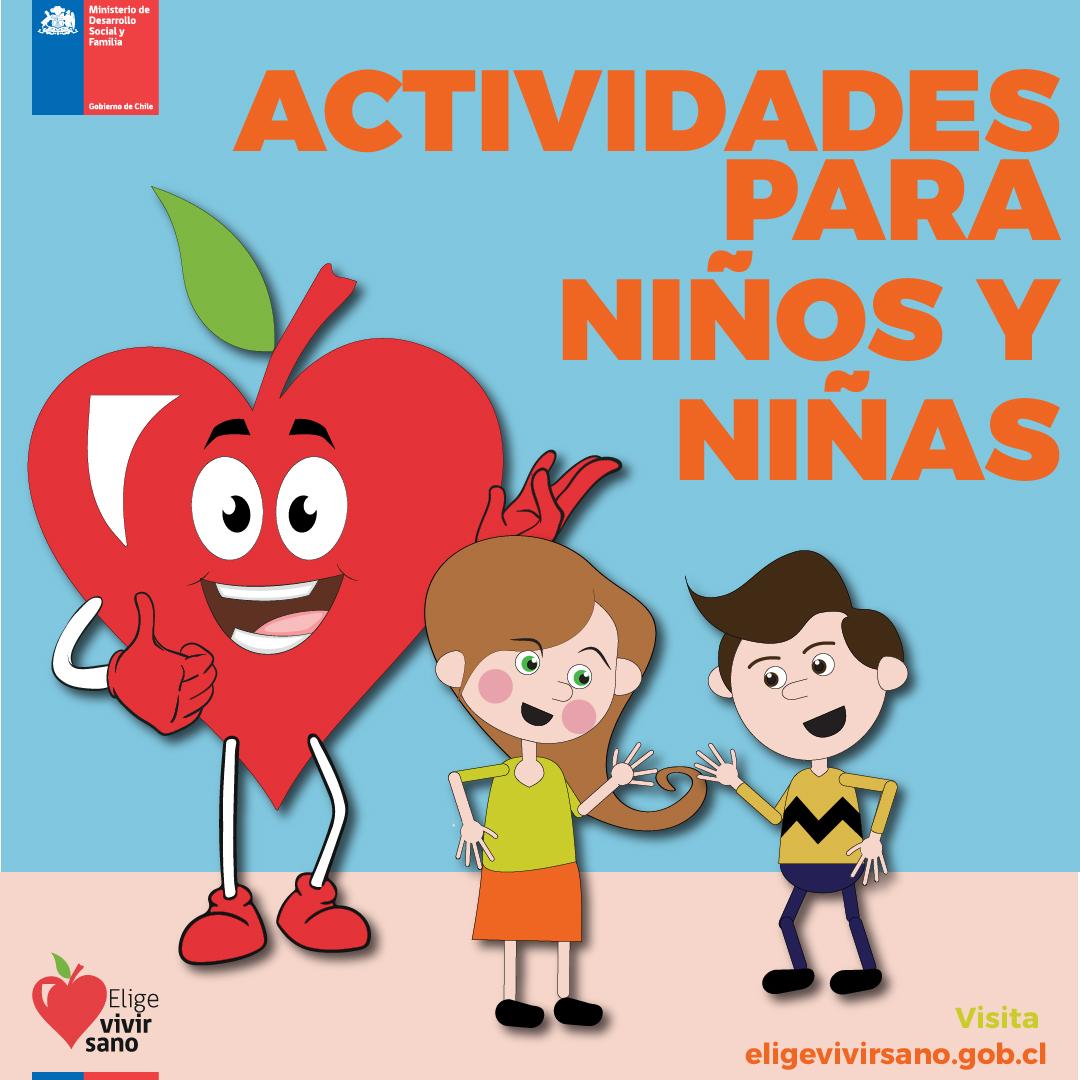 2)Tarjetas con ideas de #JuegosActivos que fueron realizadas por @INTA_UChile para profesores, pero que en este contexto pueden usarse por las familias para aplicarlas con sus niños y niñas. 3)Bitácora con actividades para niños (consejos saludables, juegos y actividades) [4/6]pic.twitter.com/rGeHyvhEsH